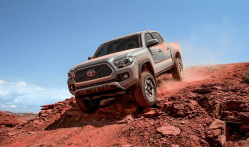 The 2020 Toyota Tacoma goes under the knife to look and feel younger