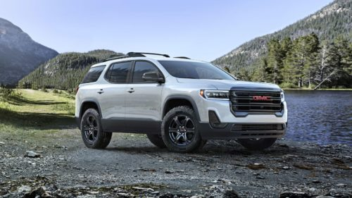 2020 GMC Acadia toughens up on the outside, gets smarter on the inside