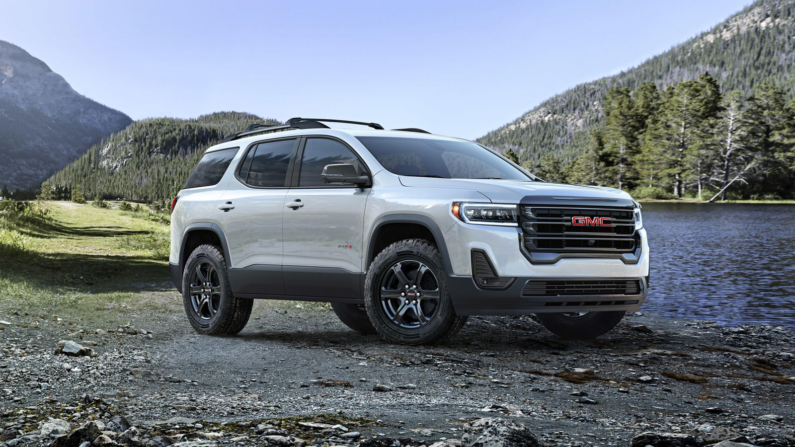 2020 GMC Acadia toughens up on the outside, gets smarter ...