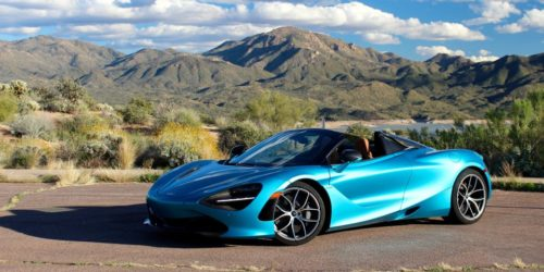 2020 McLaren 720S Spider first drive review: World-class performance with a view