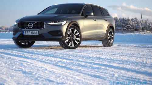 2020 Volvo V60 Cross Country First Drive – The Wagon Agenda
