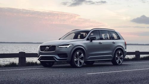 Subtle 2020 Volvo XC90 refresh hides huge electrification change