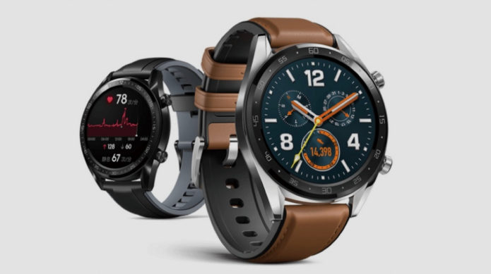The Huawei Watch GT is bringing its two-week battery life to the US