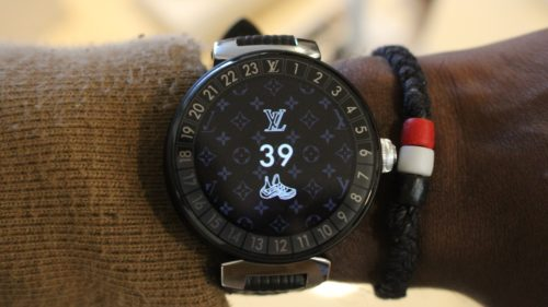 Louis Vuitton's second Wear smartwatch is as gorgeous as the first version
