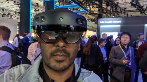 Microsoft HoloLens 2: It's better, but it's still not for me and you