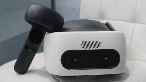 Vive Focus Plus first look: Standalone VR with a big control boost
