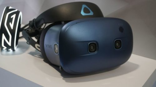 First Look: HTC Vive Cosmos