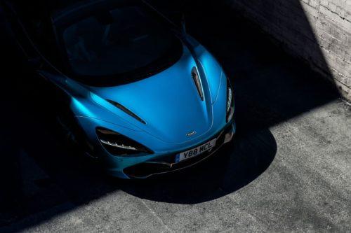 2019 McLaren 720S v McLaren 600LT v McLaren 570S Spider Comparison