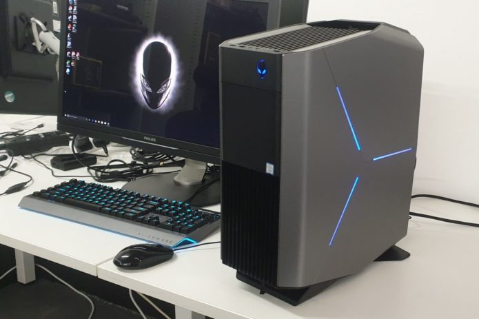 Alienware Aurora R8 Review : Meet one of most powerful gaming desktops