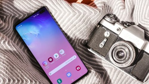 Samsung Galaxy S10 Plus vs. S9 Plus vs. Note 9: Supersized smartphone skirmish