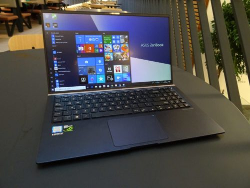 Asus ZenBook 15 (UX533F) Review: A powerful, portable performer
