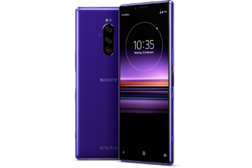 Xperia 1 is the name of Sony's next flagship, fresh leak reveals