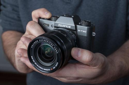 Fujifilm X-T30 review in progress