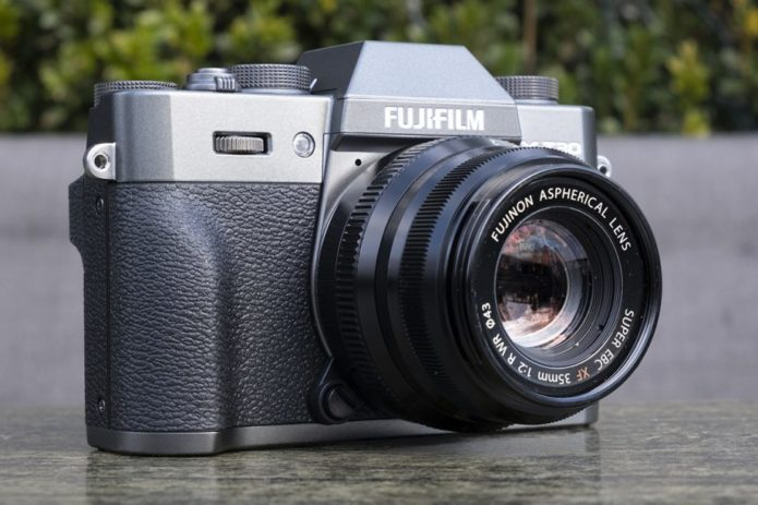 Fujifilm X-T30 Hands on Review