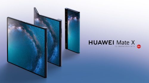 Huawei Mate X: Everything you need to know about the folding phone