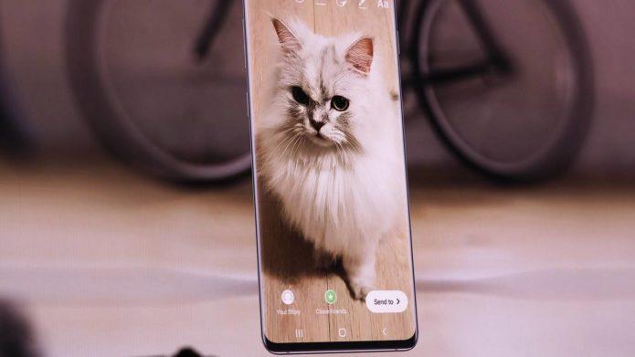 All of Galaxy S10's unique app features: Instagram, Adobe