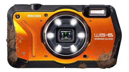 Ricoh WG-6 and G900 rugged cameras pack 20MP and LED ring light