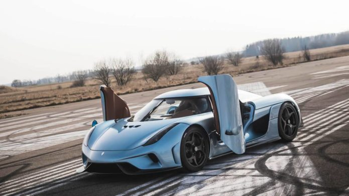 2020 Koenigsegg hybrid supercar will be an EV like no other