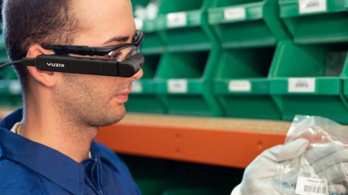 Vuzix M400 AR glasses revealed with Qualcomm XR1