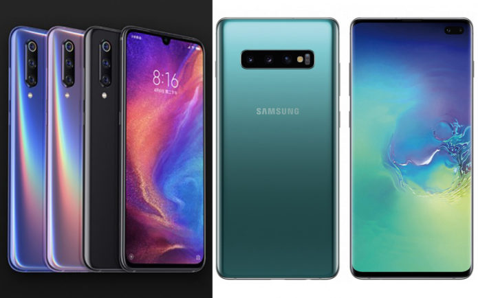 2019 Flagship Face Off: Samsung Galaxy S10 Plus vs. Xiaomi Mi 9