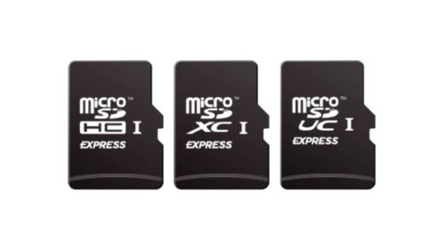 microSD Express cards just launched: Here's why that matters