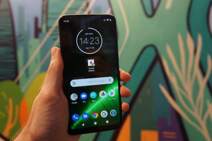 Moto G7 Plus Hands-on Review: It has the potential to be a fantastic mid-range smartphone.