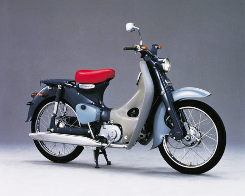 2019 Honda Super Cub Video Review