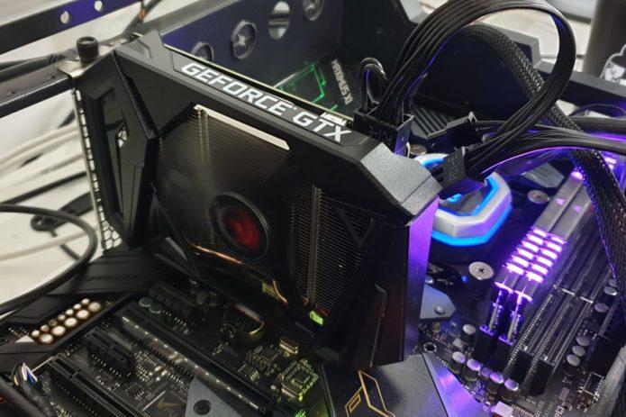 PNY GeForce GTX 1660 Ti Review