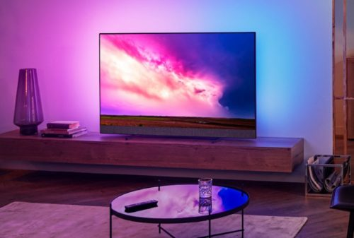 Philips PUS8804 4K TV first look