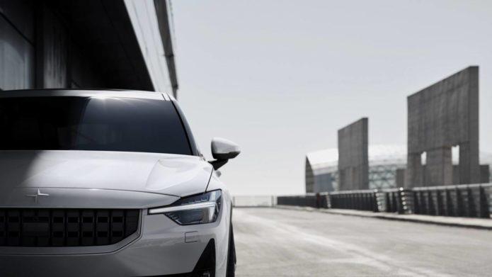 Polestar 2 revealed: 2020 premium EV with 275 mile range