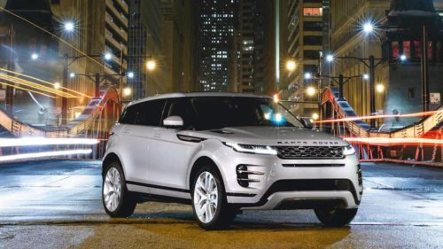 2020 Ranger Rover Evoque gets US price and release date