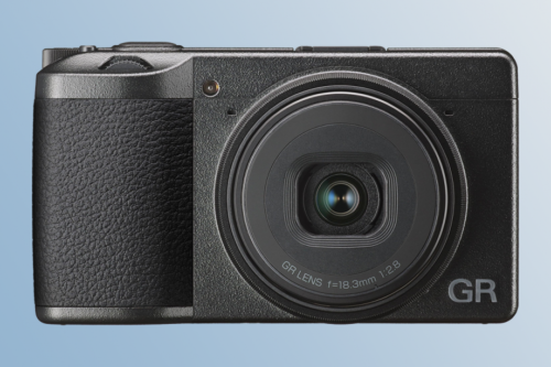 The Ricoh GR III lands to prove that compact cameras aren't dead yet