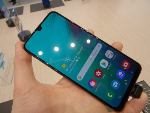 Hands on: Samsung Galaxy A50 Review