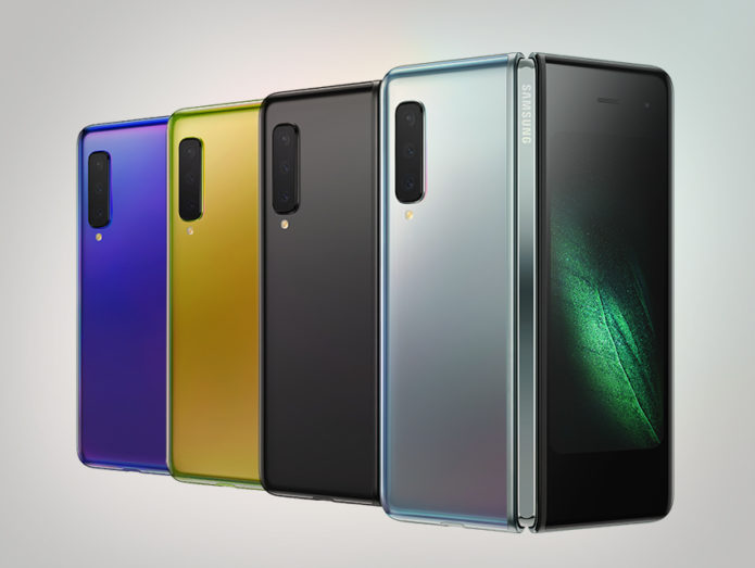 Galaxy Fold: The Samsung folding phone is stunning – and very expensive