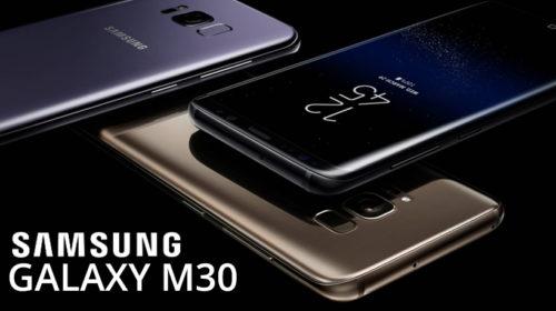 Samsung Galaxy M30 first impressions: Triple-cameras come to the mid-range segment