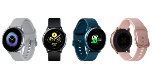 Hands on: Samsung Galaxy Watch Active Review