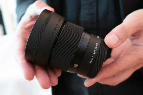 Sigma 56mm F1.4 DC DN C Review