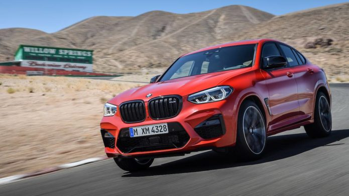 2020 BMW X3 M and X4 M give fierce SUVs up to 503hp to play with