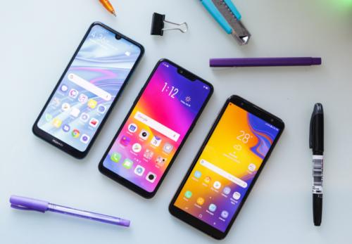 Huawei Y6 Pro (2019) vs OPPO A3s (16GB) vs Samsung Galaxy J4+ Comparison Review
