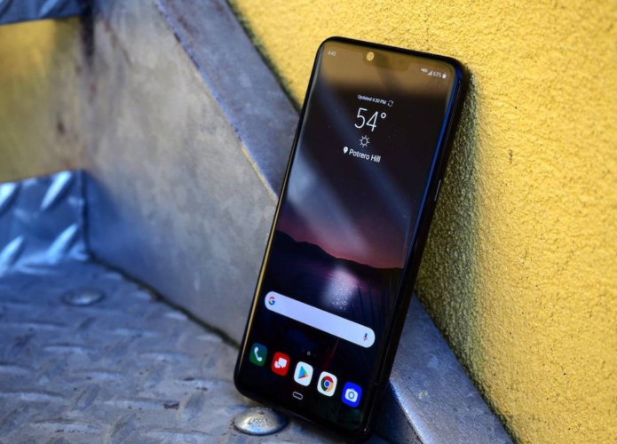 LG G8 ThinQ hands-on: Palm-reading Android adopts smarter sensors