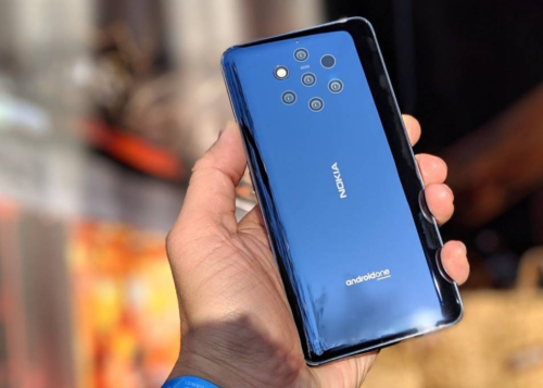 Nokia 9 PureView promises next-gen photos from 5 cameras