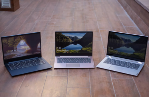 New Lenovo IdeaPads Offer Affordable Privacy, Discrete GPUs