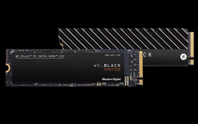 WD Black SN750 NVMe SSD review: Faster than ever, and still a fantastic bargain