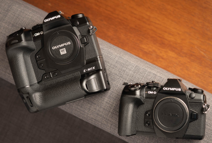 Olympus OM-D E-M1X vs E-M1 II – The 10 Main Differences