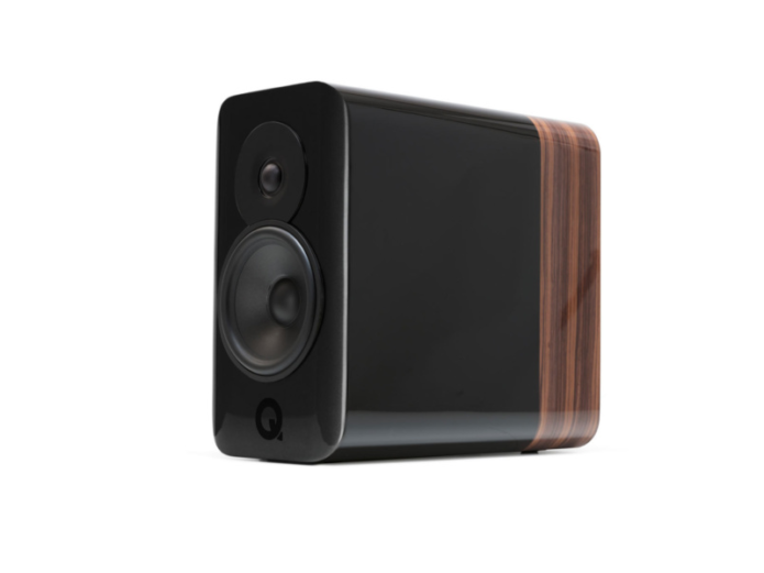 Q Acoustics' Concept 300, first impressions: These speakers make a bold statement