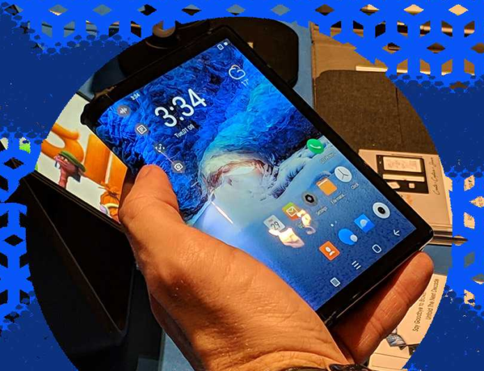 Galaxy F: You don't want a foldable phone just yet
