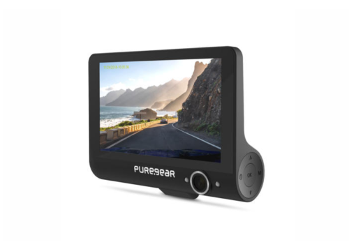 PureCam dash cam review: A clever product that's just a battery and GPS short of perfect