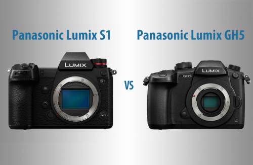 Panasonic Lumix S1 vs GH5 – The 10 Main Differences