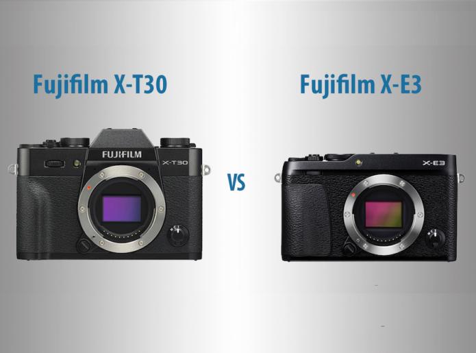 Fujifilm X-T30 vs X-E3 – The 10 Main Differences