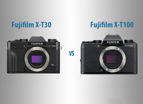Fujifilm X-T30 vs X-T100 – The 10 Main Differences